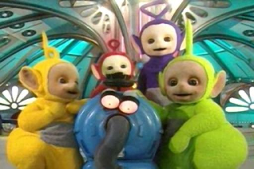 Teletubbies S02E04