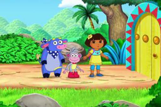 watch Dora the Explorer S8 E8 online