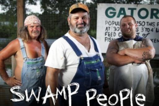 Swamp People S08E11