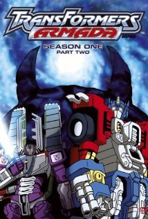 Watch Transformers Armada