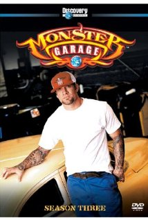 Watch Monster Garage Online
