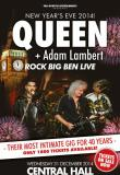 Watch Queen + Adam Lambert Rock Big Ben Live