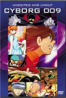 Watch Cyborg 009 Online
