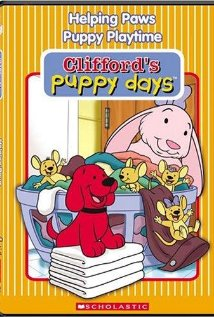 Watch Clifford's Puppy Days