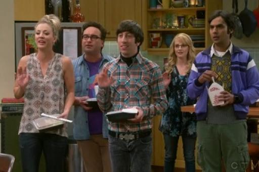 The Big Bang Theory S10E24