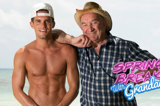 Spring Break With Grandad S01E08