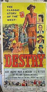 Watch Destry