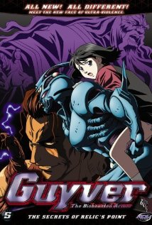 Watch Guyver: The Bioboosted Armor