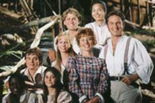 The Adventures of Swiss Family Robinson S01E30