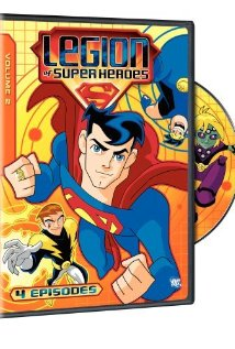 Watch Legion of Super Heroes