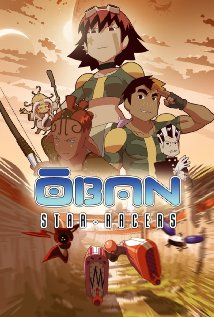 Watch Oban Star Racers