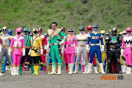 Power Rangers S21E20