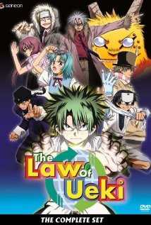 Watch The Law of Ueki