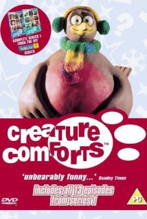 Watch Creature Comforts