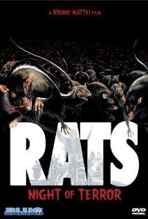 Watch Rats - Notte di terrore Online