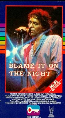 Watch Blame It on the Night Online