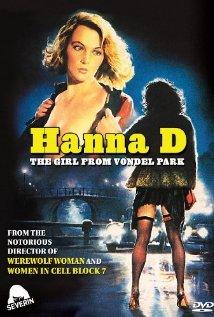 Watch Hanna D. - La ragazza del Vondel Park Online