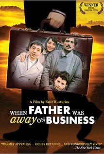 Watch When Father Was Away on Business 1985 Online