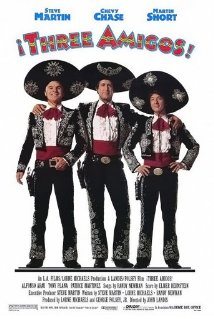 Watch ¡Three Amigos! Online