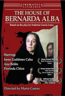 Watch The House of Bernarda Alba Online