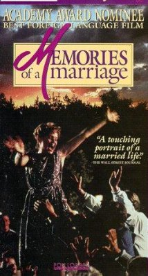 Watch Memories of a Marriage Online