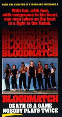 Watch Bloodmatch Online