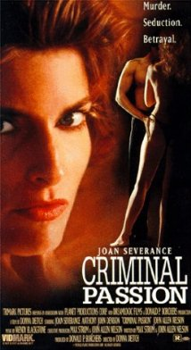 Watch Criminal Passion Online