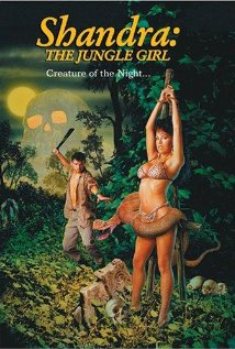 Watch Shandra: The Jungle Girl Online
