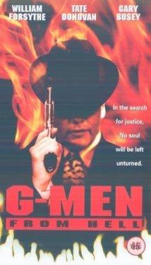Watch G-Men from Hell Online