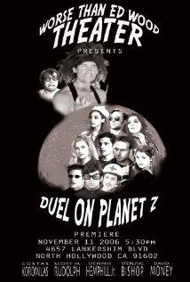 Watch Duel on Planet Z Online