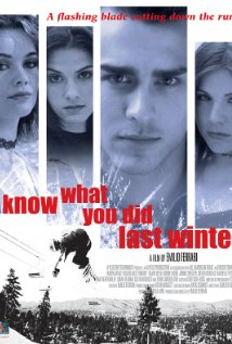 Watch I Know What You Did Last Winter Online
