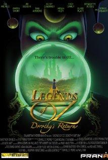 Watch Legends of Oz: Dorothy's Return Online