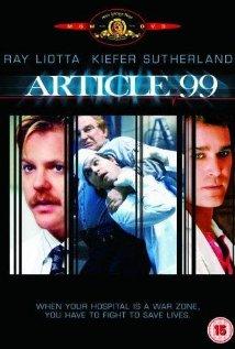 Watch Article 99 Online