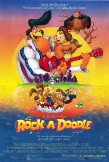 Watch Rock-A-Doodle Online