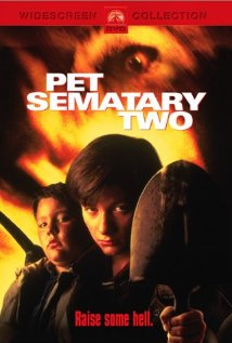 Watch Pet Sematary II Online