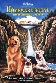 Watch Homeward Bound: The Incredible Journey Online