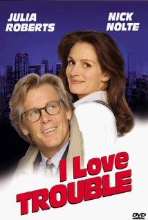 Watch I Love Trouble Online