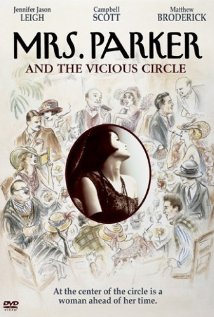 Watch Mrs. Parker and the Vicious Circle Online