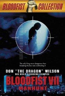 Watch Bloodfist VII: Manhunt Online