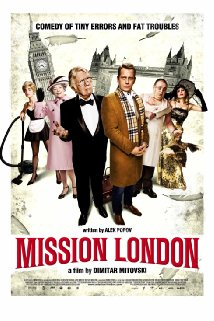 Watch Mission London Online