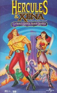Watch Hercules and Xena - The Animated Movie: The Battle for Mount Olympus Online