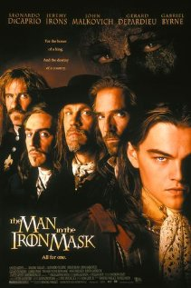 Watch The Man in the Iron Mask Online