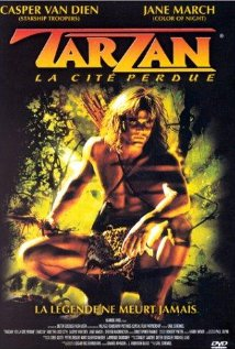 Watch Tarzan and the Lost City Online