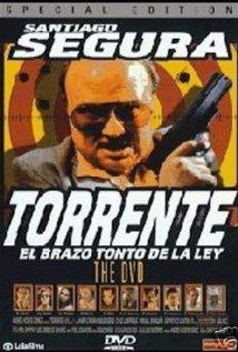 Watch Torrente, el brazo tonto de la ley Online