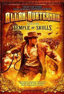 Watch Allan Quatermain and the Temple of Skulls Online