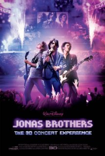 Watch Jonas Brothers: The 3D Concert Experience Online