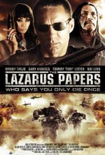 Watch The Lazarus Papers Online