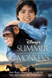 Watch Summer of the Monkeys Online