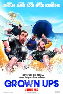 Watch Grown Ups Online