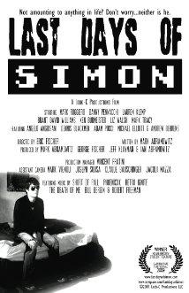 Watch Last Days of Simon Online